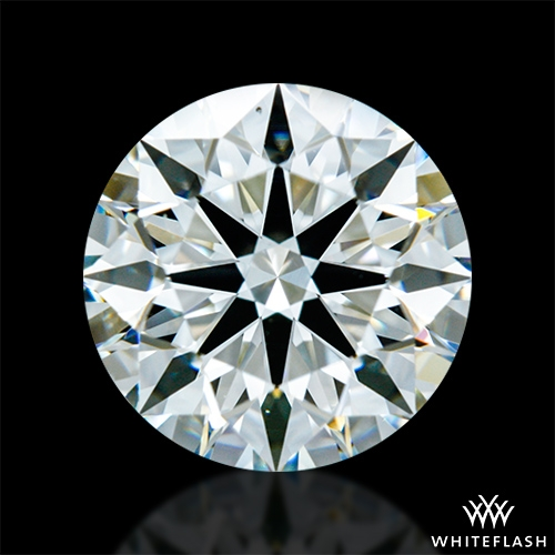 1.426 ct I VS2 A CUT ABOVE® Hearts and Arrows Super Ideal Round Cut Loose Diamond
