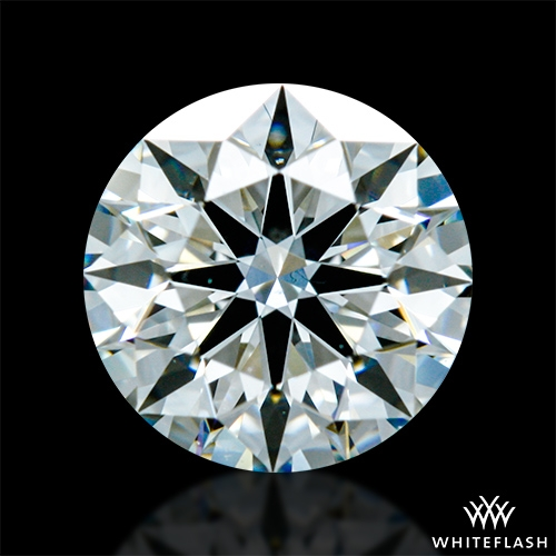 0.801 ct I VS2 A CUT ABOVE® Hearts and Arrows Super Ideal Round Cut Loose Diamond