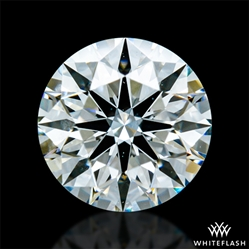 0.914 ct G SI1 A CUT ABOVE® Hearts and Arrows Super Ideal Round Cut Loose Diamond