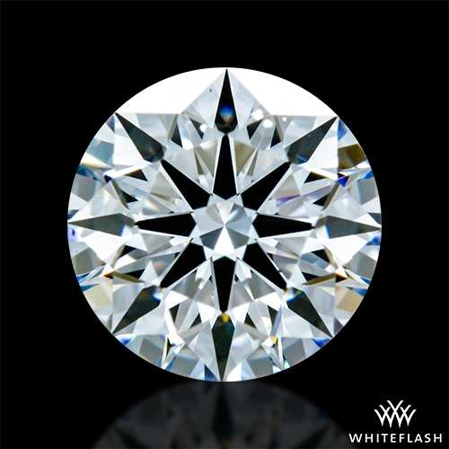 0.72 ct D VS2 A CUT ABOVE® Hearts and Arrows Super Ideal Round Cut Loose Diamond