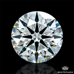 0.706 ct D VVS2 A CUT ABOVE® Hearts and Arrows Super Ideal Round Cut Loose Diamond