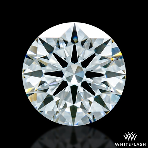 2.118 ct H VS1 A CUT ABOVE® Hearts and Arrows Super Ideal Round Cut Loose Diamond
