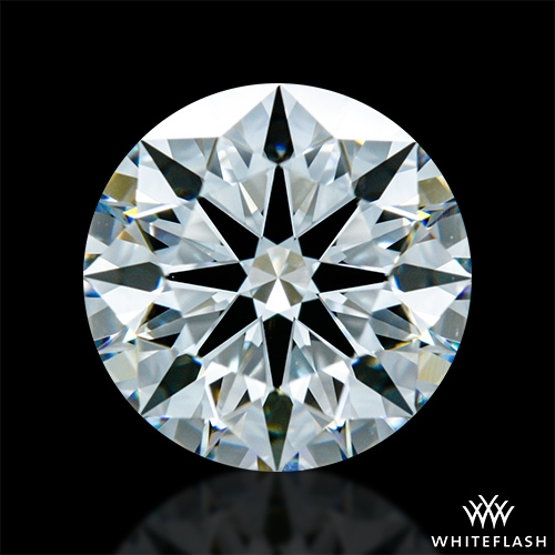 1.811 ct G VS1 A CUT ABOVE® Hearts and Arrows Super Ideal Round Cut Loose Diamond