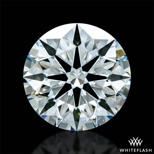 1.771 ct H VS2 A CUT ABOVE® Hearts and Arrows Super Ideal Round Cut Loose Diamond