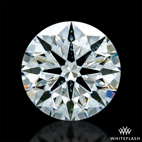 1.926 ct I SI1 A CUT ABOVE® Hearts and Arrows Super Ideal Round Cut Loose Diamond