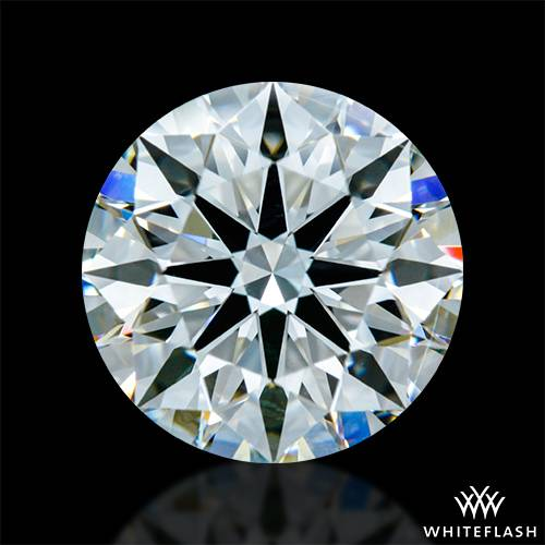 1.922 ct H SI1 A CUT ABOVE® Hearts and Arrows Super Ideal Round Cut Loose Diamond
