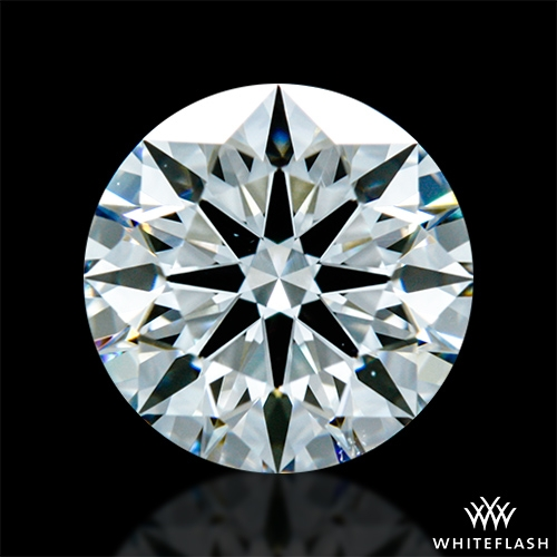 1.061 ct G VS2 A CUT ABOVE® Hearts and Arrows Super Ideal Round Cut Loose Diamond