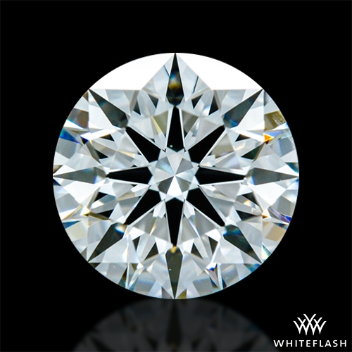 1.072 ct H VS2 A CUT ABOVE® Hearts and Arrows Super Ideal Round Cut Loose Diamond
