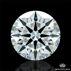 1.058 ct H VS1 A CUT ABOVE® Hearts and Arrows Super Ideal Round Cut Loose Diamond