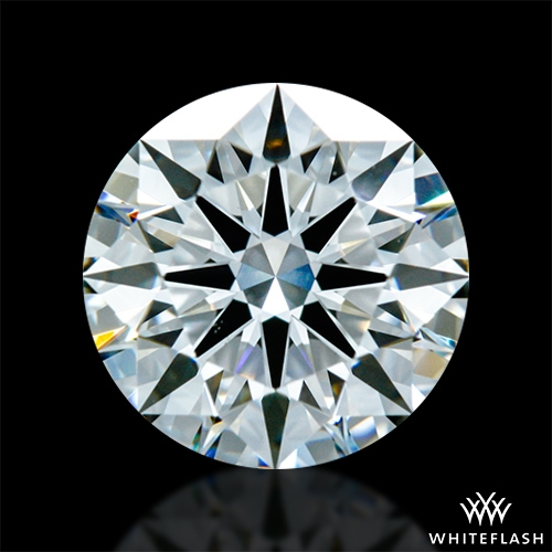 1.044 ct H VS1 A CUT ABOVE® Hearts and Arrows Super Ideal Round Cut Loose Diamond