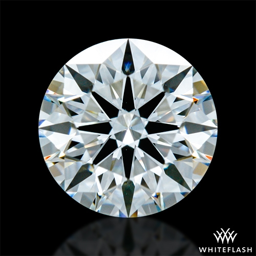 1.02 ct G VS2 A CUT ABOVE® Hearts and Arrows Super Ideal Round Cut Loose Diamond
