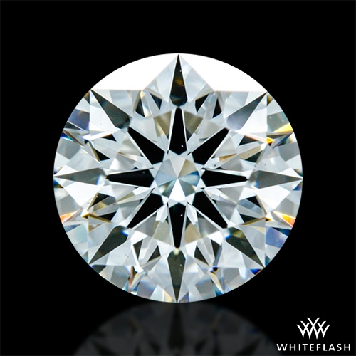 0.856 ct H VS2 Expert Selection Round Cut Loose Diamond