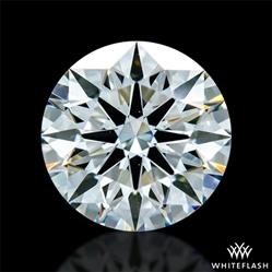 0.856 ct H VS2 Expert Selection Round Cut Loose Diamond