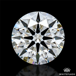 0.847 ct I VS2 A CUT ABOVE® Hearts and Arrows Super Ideal Round Cut Loose Diamond