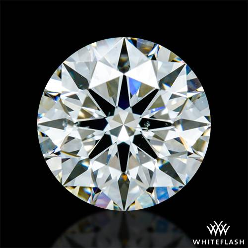 0.85 ct I SI1 Expert Selection Round Cut Loose Diamond