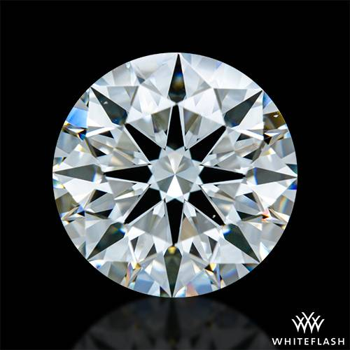 2.62 ct H VS2 A CUT ABOVE® Hearts and Arrows Super Ideal Round Cut Loose Diamond