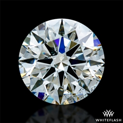 0.646 ct H SI1 Expert Selection Round Cut Loose Diamond