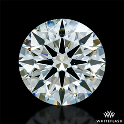 0.501 ct I SI1 A CUT ABOVE® Hearts and Arrows Super Ideal Round Cut Loose Diamond