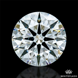 0.745 ct G VS2 A CUT ABOVE® Hearts and Arrows Super Ideal Round Cut Loose Diamond