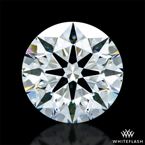 1.708 ct G VS1 A CUT ABOVE® Hearts and Arrows Super Ideal Round Cut Loose Diamond