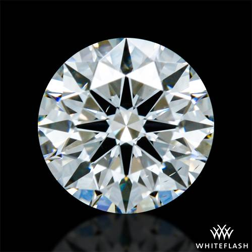 0.322 ct G VS2 A CUT ABOVE® Hearts and Arrows Super Ideal Round Cut Loose Diamond