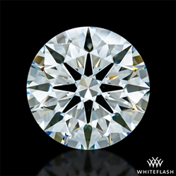 2.02 ct I VS1 A CUT ABOVE® Hearts and Arrows Super Ideal Round Cut Loose Diamond