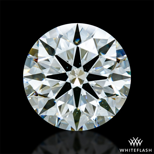 2.208 ct J VS2 A CUT ABOVE® Hearts and Arrows Super Ideal Round Cut Loose Diamond