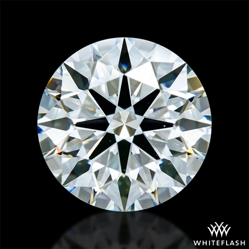 1.934 ct G VS1 A CUT ABOVE® Hearts and Arrows Super Ideal Round Cut Loose Diamond