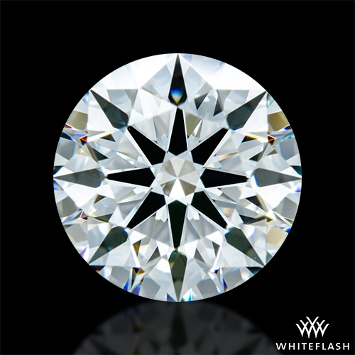 1.924 ct H VS1 A CUT ABOVE® Hearts and Arrows Super Ideal Round Cut Loose Diamond