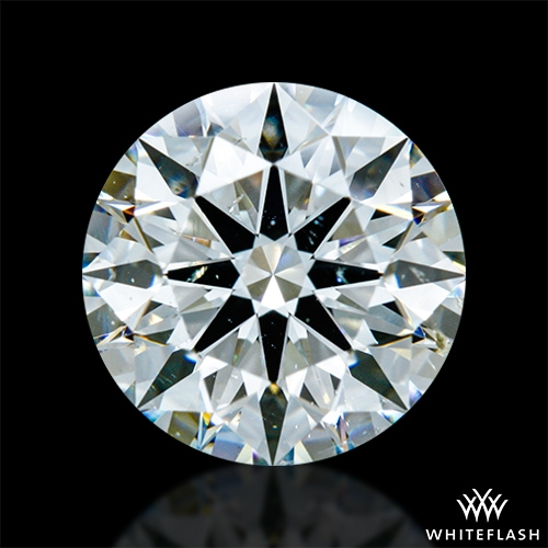 1.915 ct I SI1 A CUT ABOVE® Hearts and Arrows Super Ideal Round Cut Loose Diamond