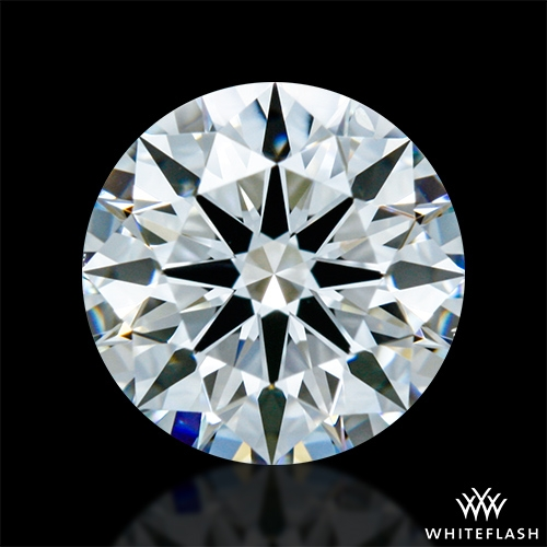 0.84 ct G SI1 A CUT ABOVE® Hearts and Arrows Super Ideal Round Cut Loose Diamond