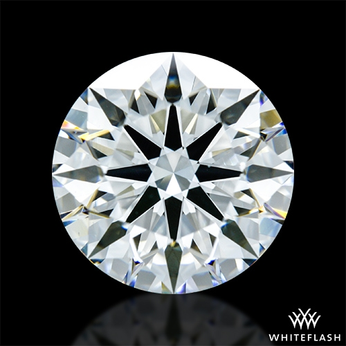 2.025 ct G VS1 A CUT ABOVE® Hearts and Arrows Super Ideal Round Cut Loose Diamond