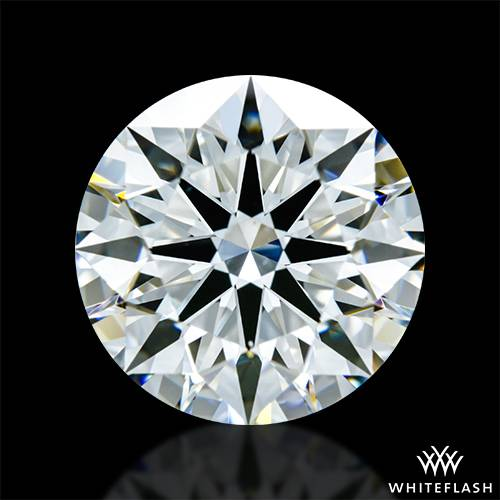 2.407 ct G VS1 A CUT ABOVE® Hearts and Arrows Super Ideal Round Cut Loose Diamond