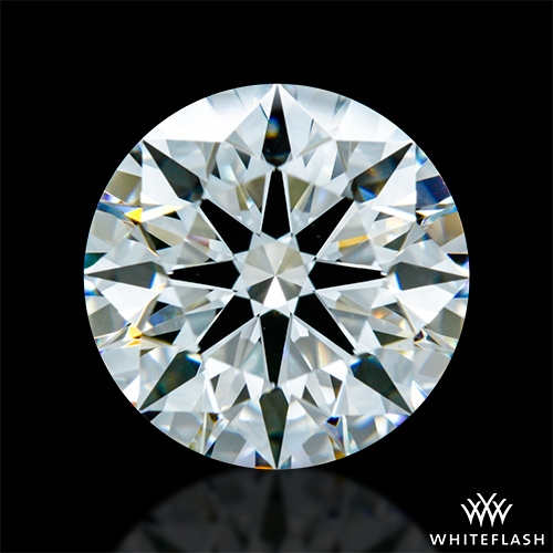 2.056 ct G VS1 A CUT ABOVE® Hearts and Arrows Super Ideal Round Cut Loose Diamond