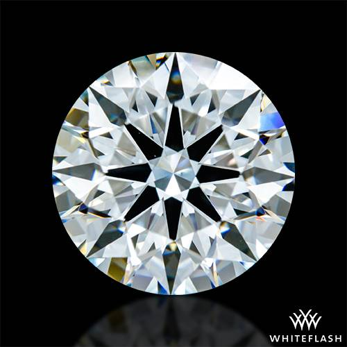 2.368 ct F VS1 A CUT ABOVE® Hearts and Arrows Super Ideal Round Cut Loose Diamond