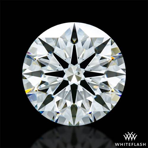 1.742 ct I VS2 A CUT ABOVE® Hearts and Arrows Super Ideal Round Cut Loose Diamond