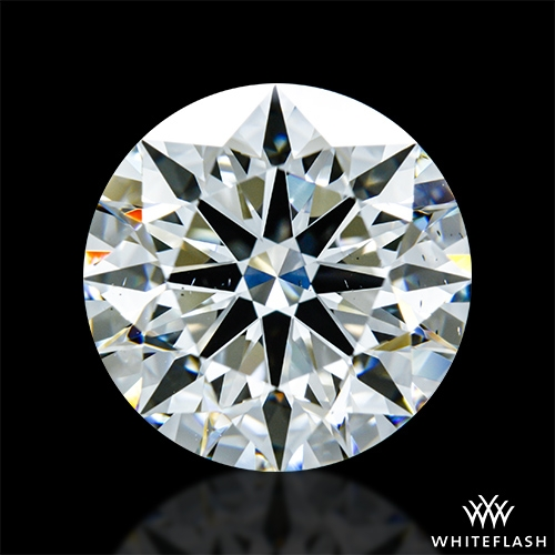 3.848 ct H VS2 Expert Selection Round Cut Loose Diamond