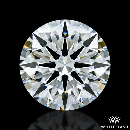 3.014 ct I VS2 A CUT ABOVE® Hearts and Arrows Super Ideal Round Cut Loose Diamond