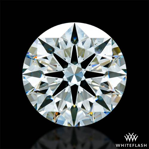 2.04 ct I VS2 A CUT ABOVE® Hearts and Arrows Super Ideal Round Cut Loose Diamond