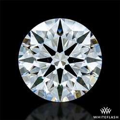 2.494 ct G VS2 A CUT ABOVE® Hearts and Arrows Super Ideal Round Cut Loose Diamond