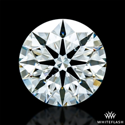 1.122 ct H VS2 A CUT ABOVE® Hearts and Arrows Super Ideal Round Cut Loose Diamond