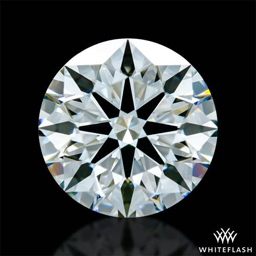 1.533 ct I VS1 A CUT ABOVE® Hearts and Arrows Super Ideal Round Cut Loose Diamond