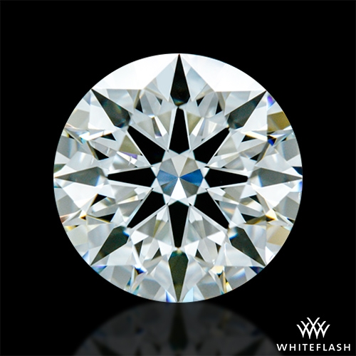 1.193 ct J VS2 A CUT ABOVE® Hearts and Arrows Super Ideal Round Cut Loose Diamond