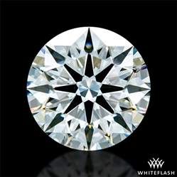 1.576 ct G VS2 A CUT ABOVE® Hearts and Arrows Super Ideal Round Cut Loose Diamond