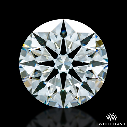 1.257 ct G VS1 A CUT ABOVE® Hearts and Arrows Super Ideal Round Cut Loose Diamond