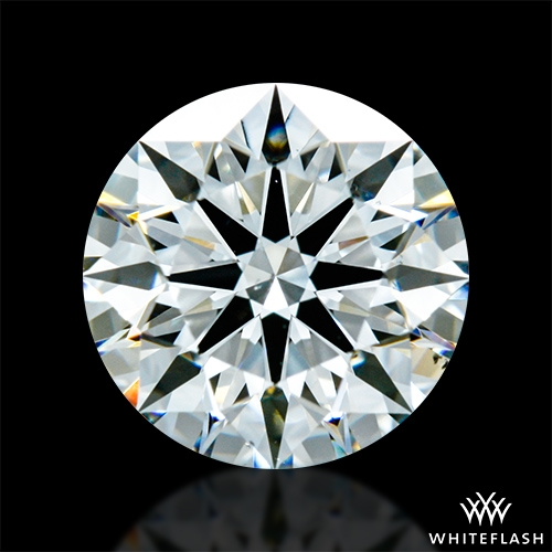 1.133 ct H VS2 A CUT ABOVE® Hearts and Arrows Super Ideal Round Cut Loose Diamond