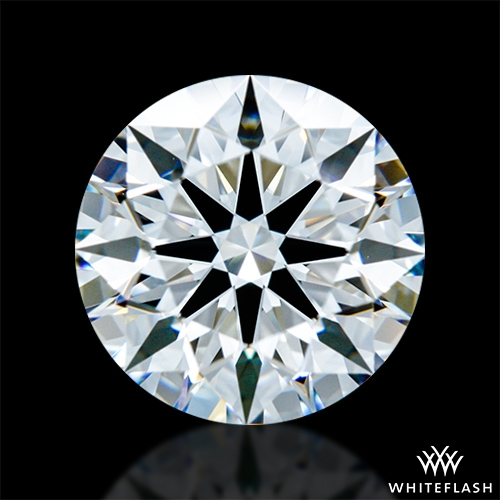 1.451 ct F VS1 A CUT ABOVE® Hearts and Arrows Super Ideal Round Cut Loose Diamond