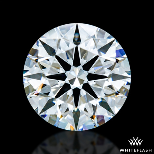 1.428 ct D VS1 A CUT ABOVE® Hearts and Arrows Super Ideal Round Cut Loose Diamond