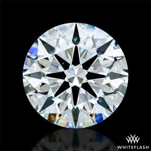 1.328 ct D VS2 A CUT ABOVE® Hearts and Arrows Super Ideal Round Cut Loose Diamond