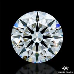 0.701 ct E VS1 A CUT ABOVE® Hearts and Arrows Super Ideal Round Cut Loose Diamond
